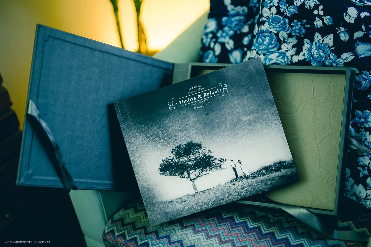 Foto de Álbum Thalita e Rafael