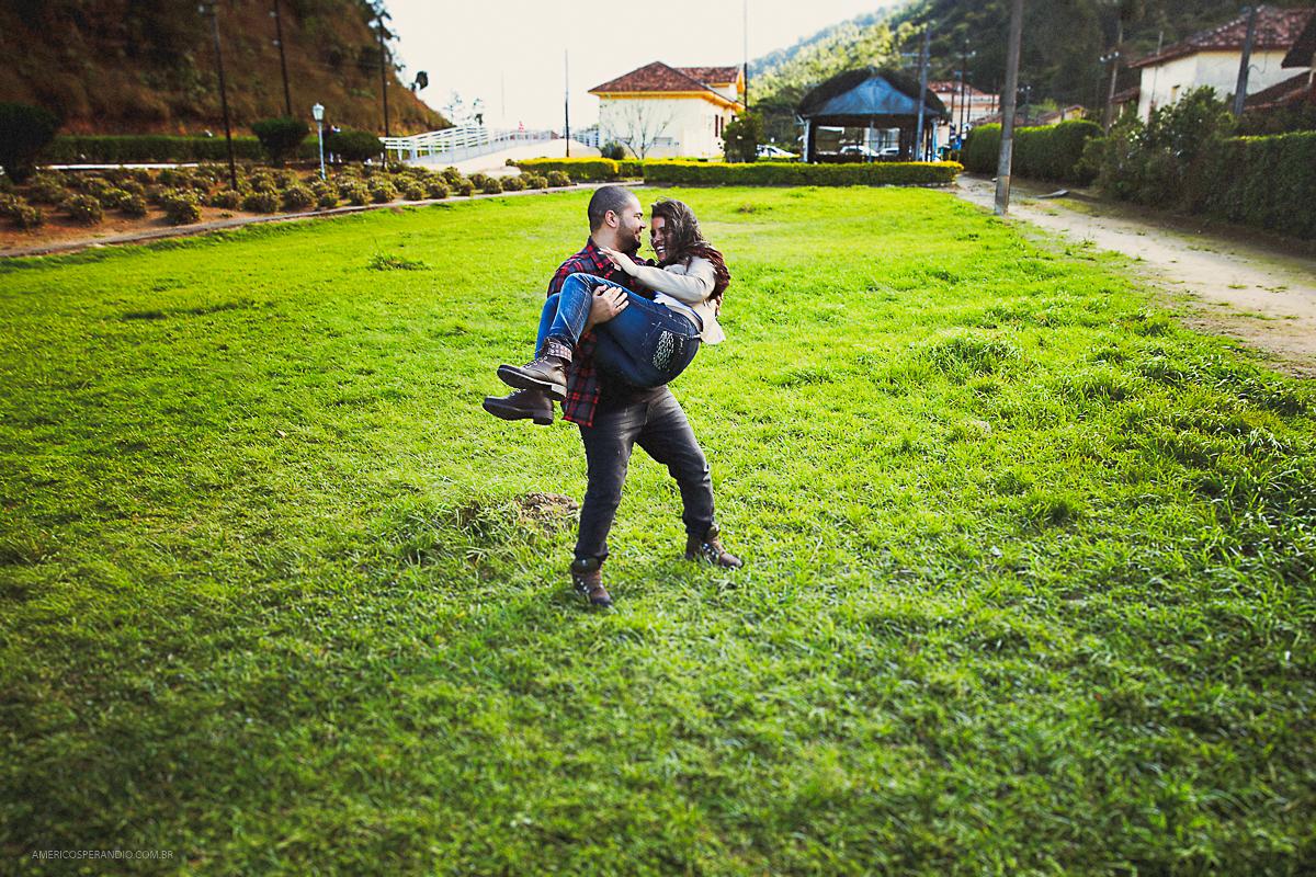 Foto de Maressa e Johnny