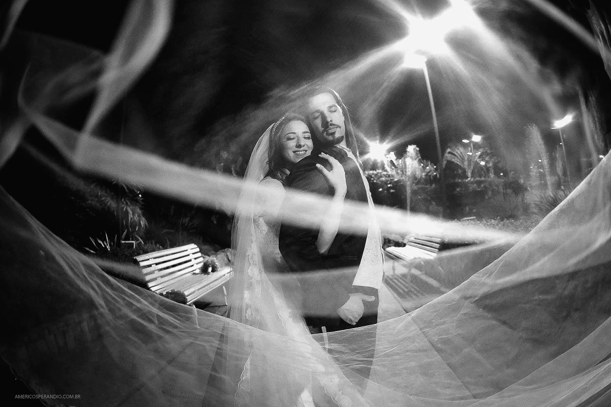 Foto de Tatiane e Filipe