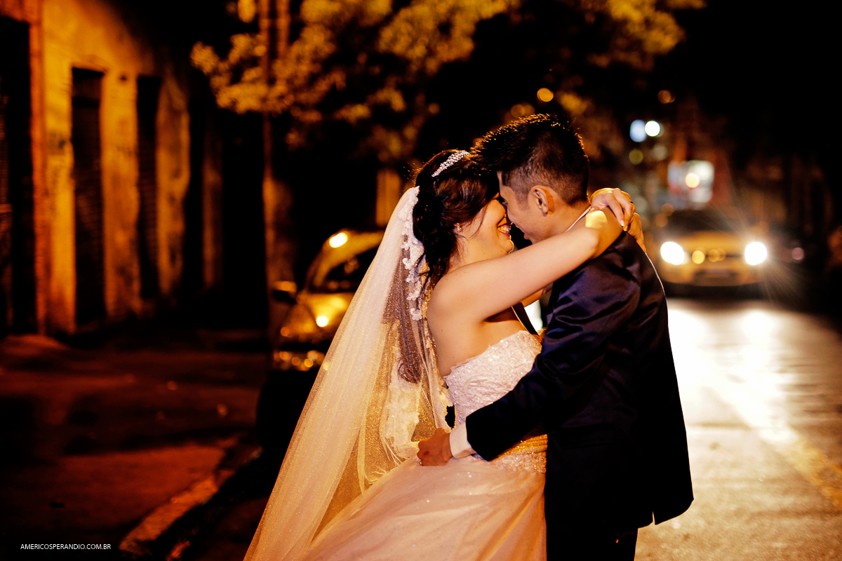 Foto de Patricia e Daniel