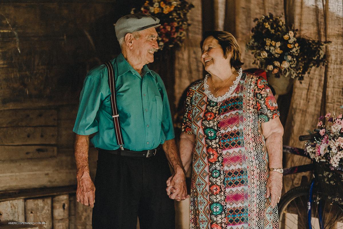 Foto de Cacilda e Máximo