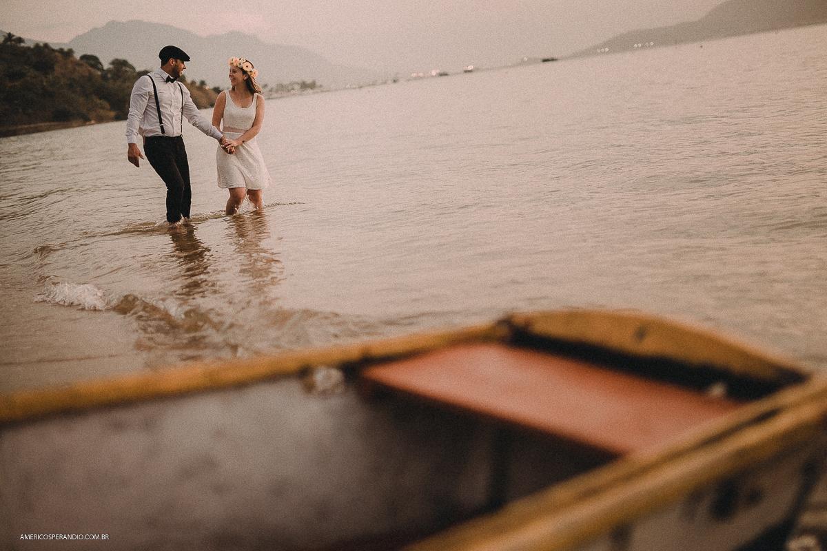 ensaio Ilha bela, pre casamento ilha bela, Ilha Bela SP, americo sperandio, presets lightroom, ensaio vintage praia, presets vintage
