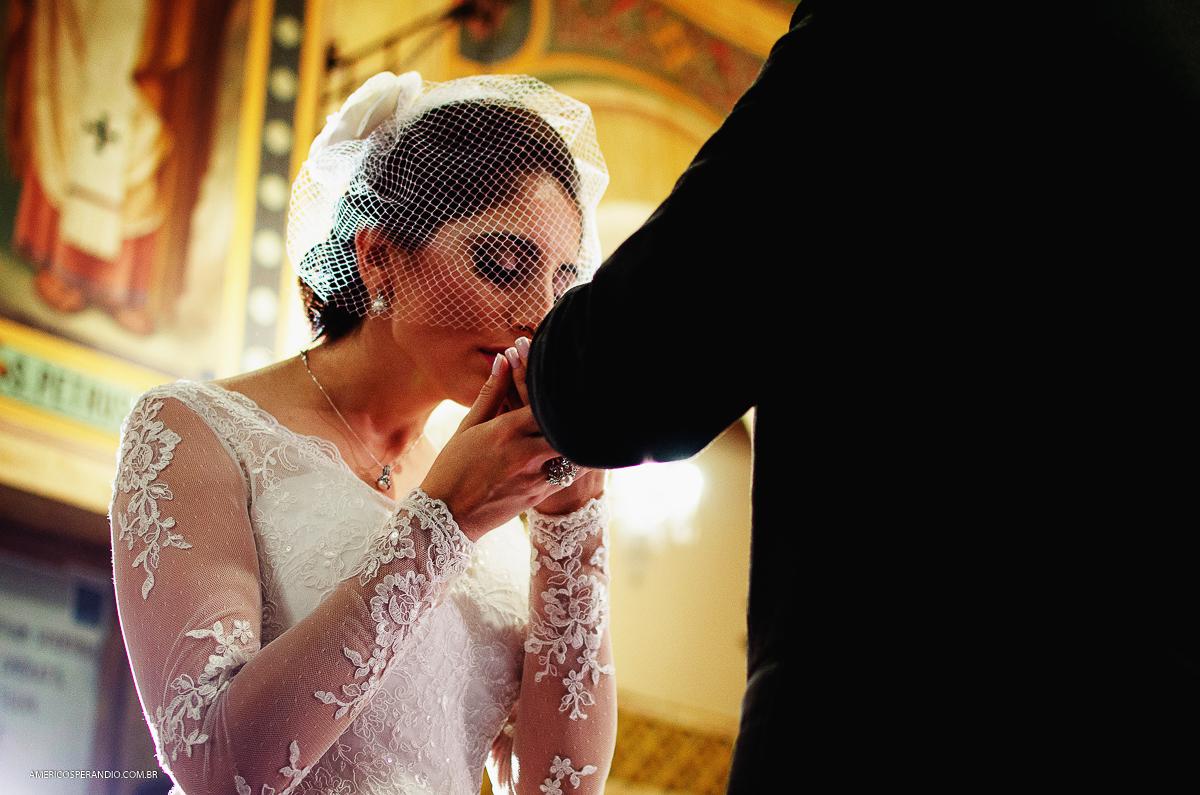 Matriz Sagrada Familia, são caetano, decoração casamento, vestido de noiva, noiva classica, americo sperandio, fotografia de casamento