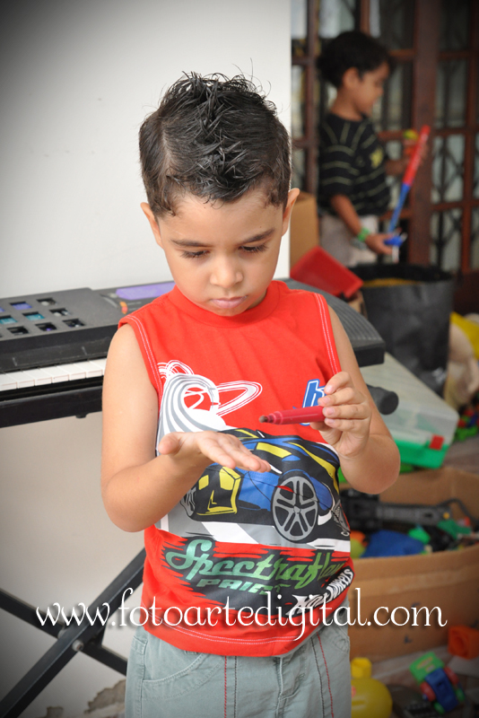 Foto de 5 Anos de Caio