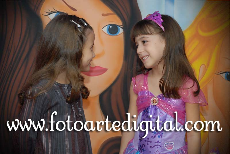Foto de 4 e 5 e 6 anos de Isabela