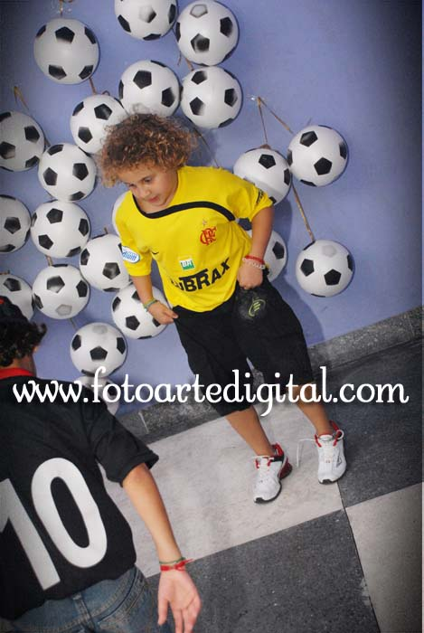 Foto de 8 anos de João Pedro