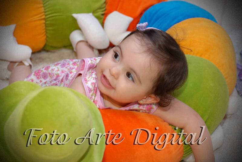 Foto de 1 Ano de Ana Clara