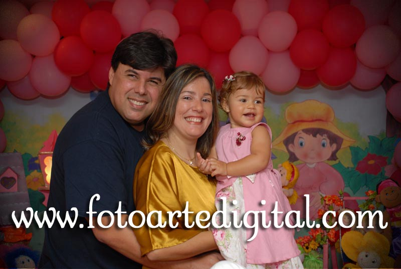Foto de 1 Ano de Maria Eduarda
