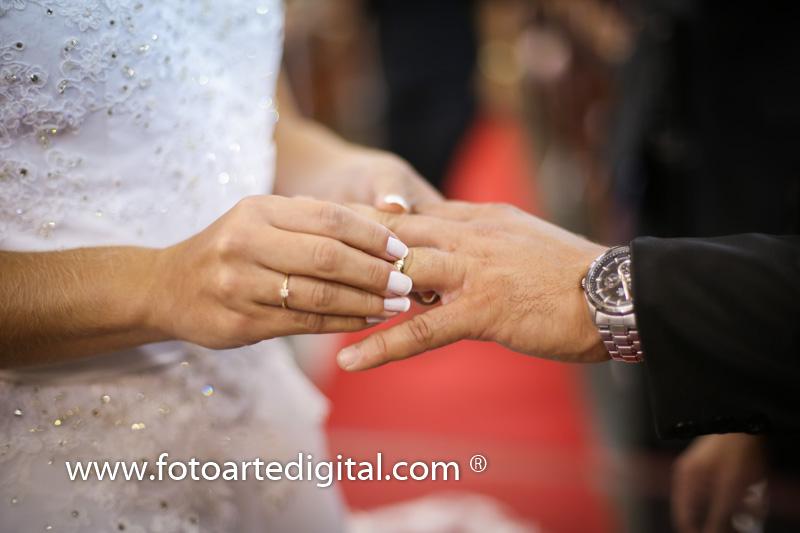 Foto de Casamento de Tamilis e Vinícius