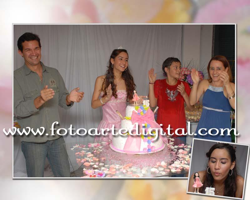Foto de 15 Anos de Fernanda