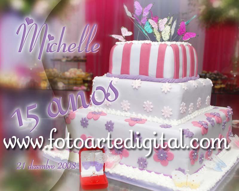 Foto de 15 Anos de Michelle