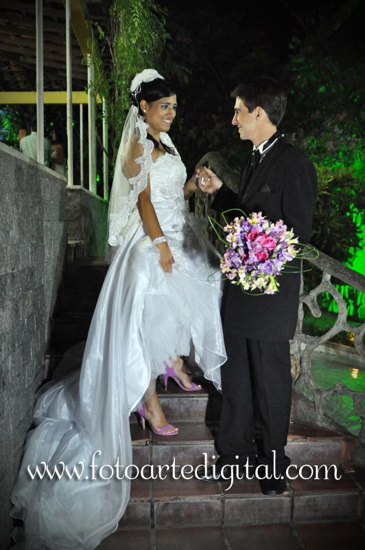 Foto de Karla e Renato