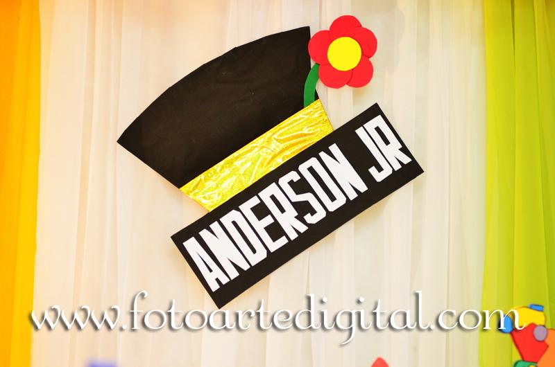 Foto de 1 Ano de Anderson Junior