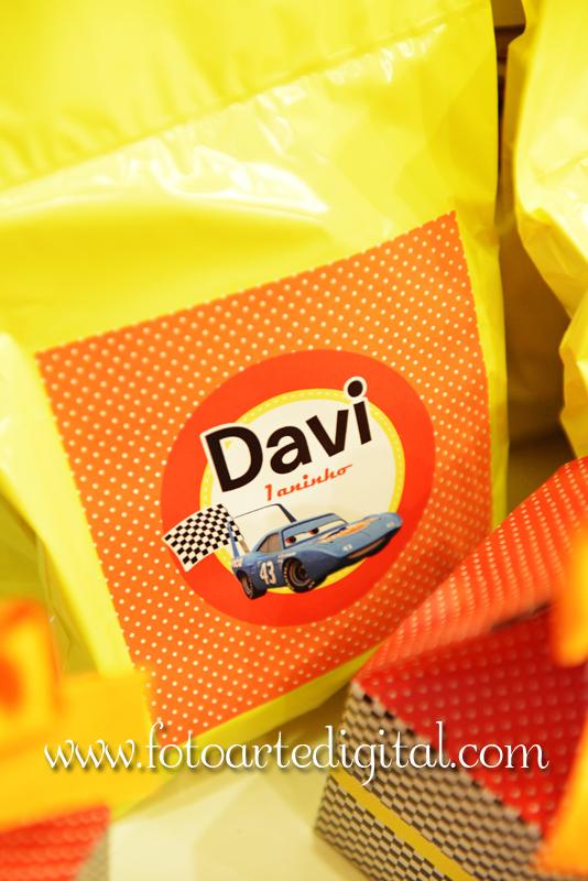 Foto de 1 Ano de Davi