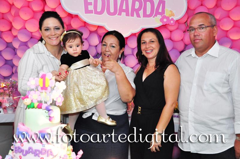 Foto de 1 Ano de Eduarda Saraiva