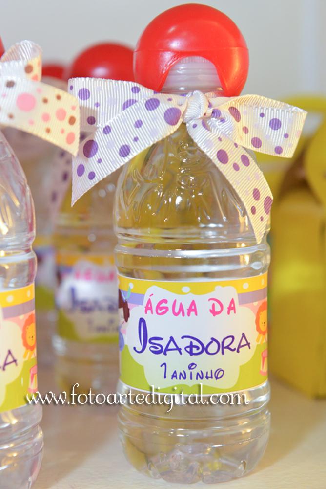 Foto de 1 Ano de Isadora