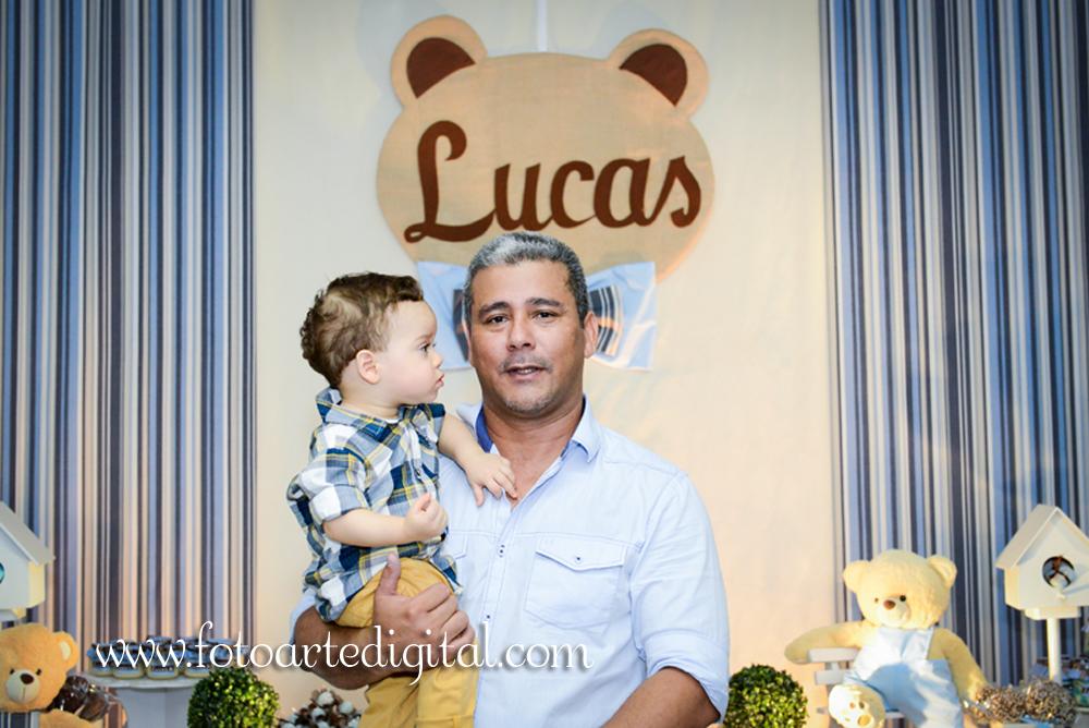 Foto de 1 Ano de Lucas
