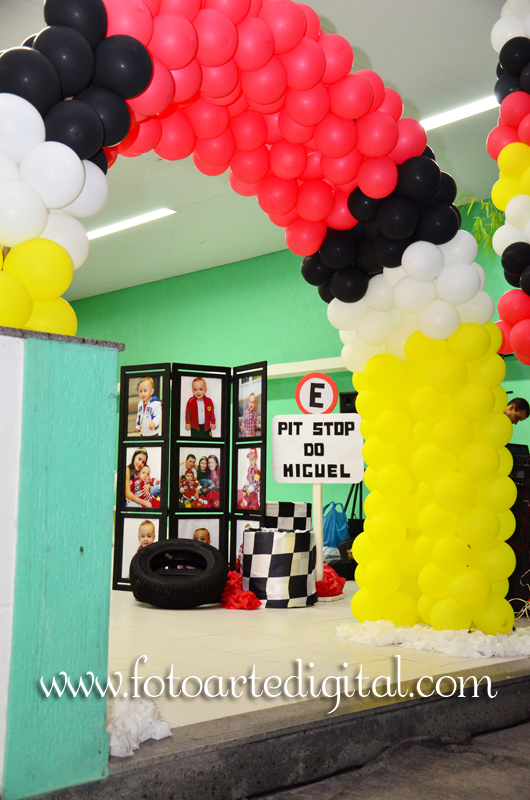 Foto de 1 Ano de Miguel