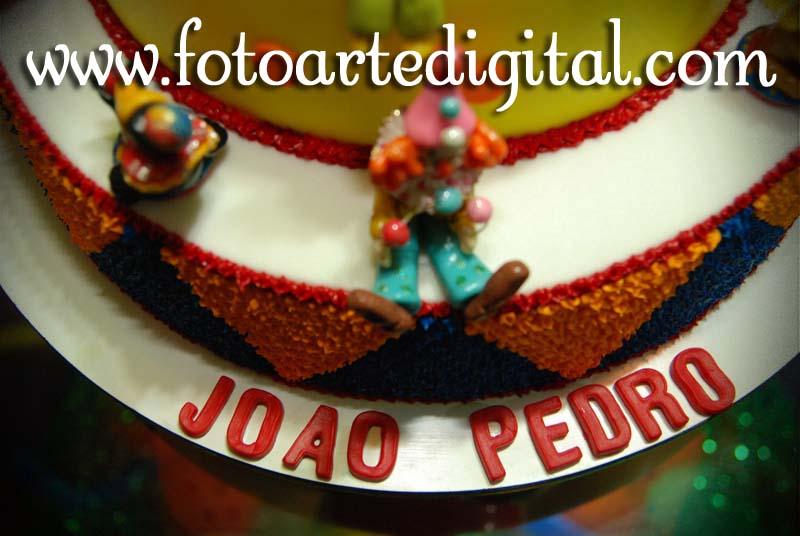 Foto de 1 Ano de Joao Pedro