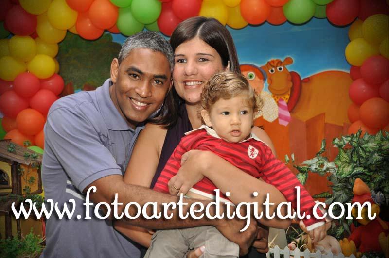 Foto de 1 Ano de João Pedro