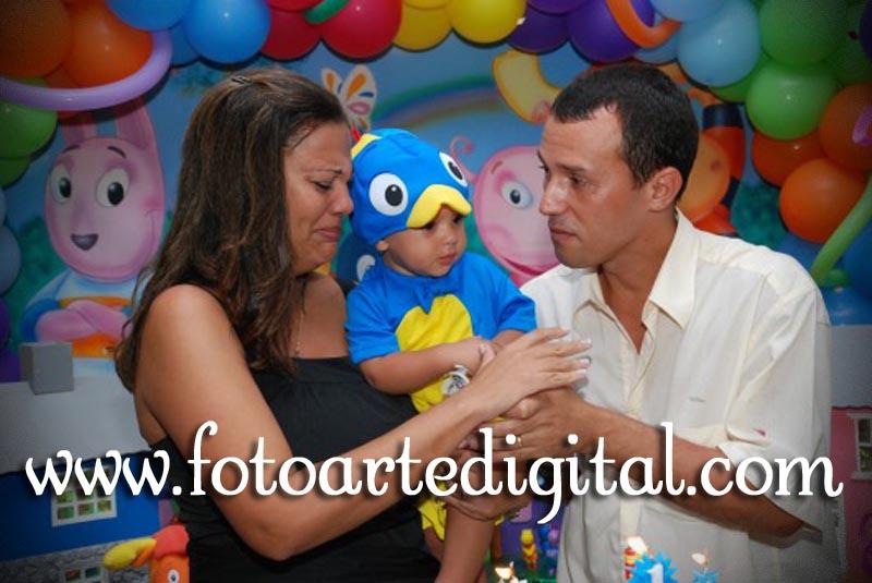 Foto de 1 Ano de Pedro Augusto