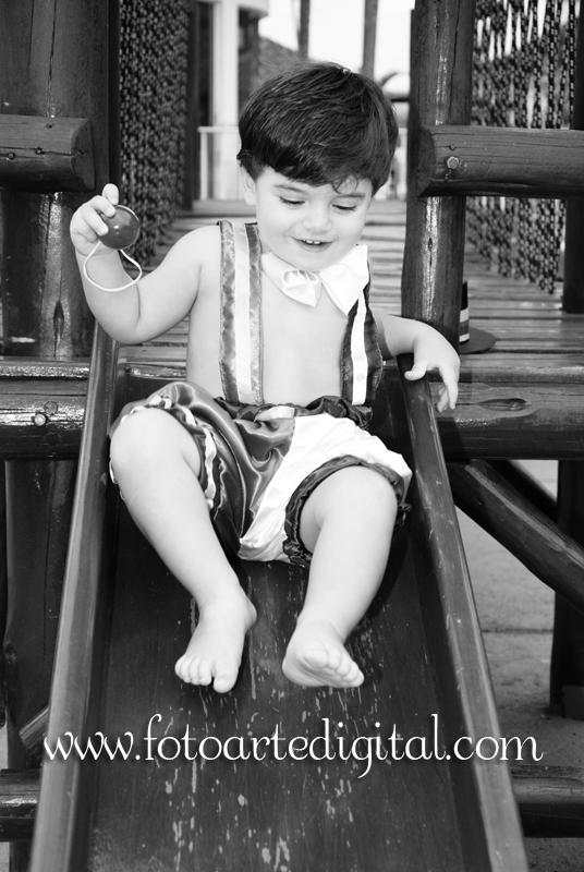 Foto de 2 Anos de Gabriel