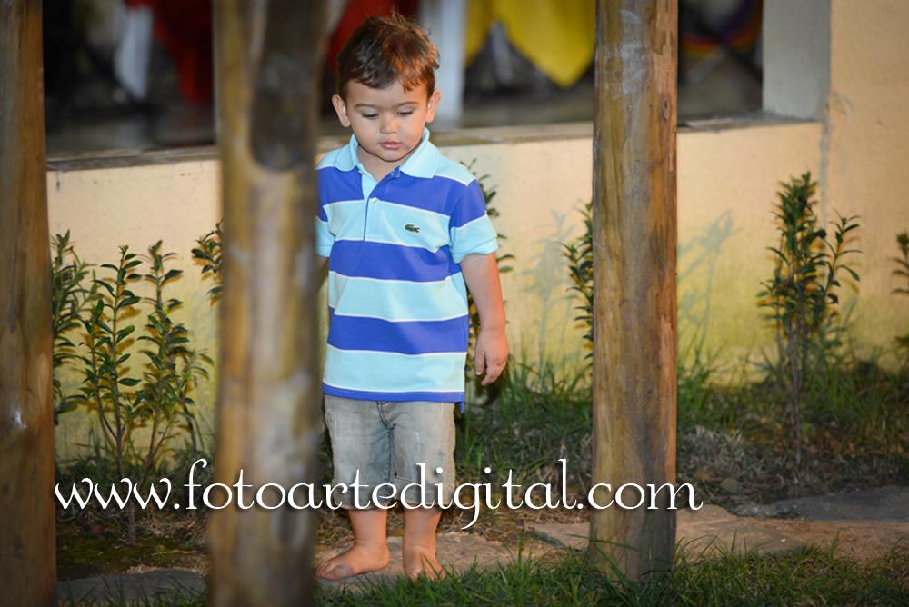 Foto de 2 Anos de Lucas