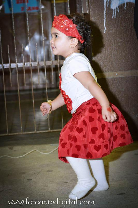 Foto de 2 Anos de Olivia