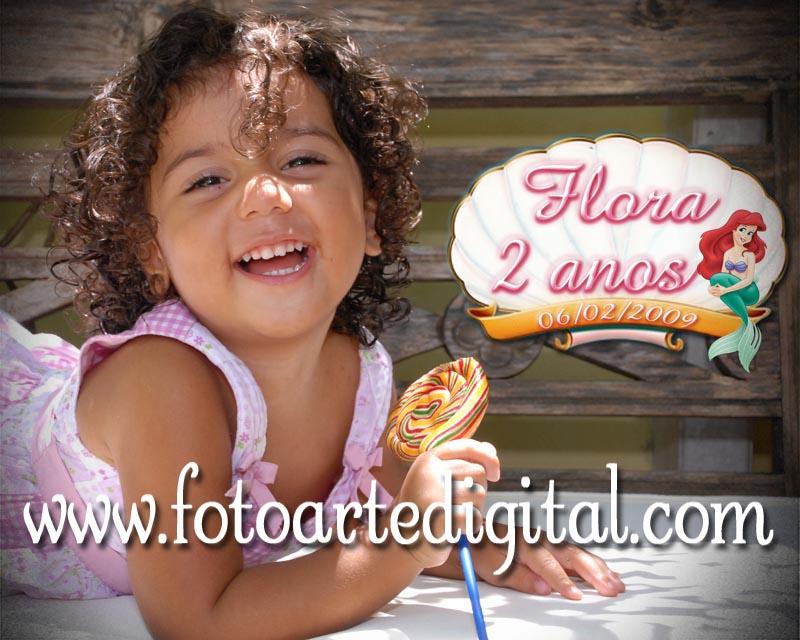 Foto de 2 Anos de Flora