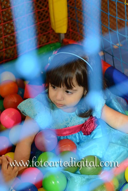 Foto de 2 Anos de Valentina
