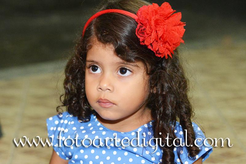 Foto de 3 Anos de Maria Fernanda