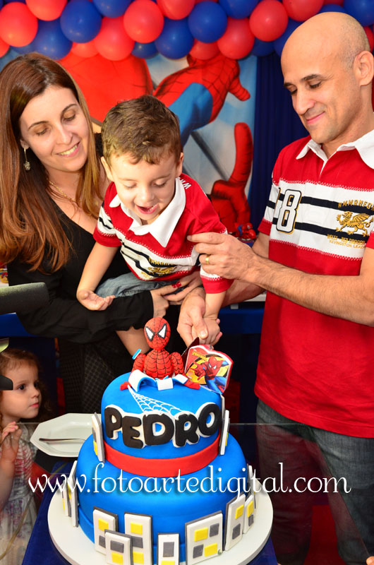 Foto de 3 Anos de Pedro