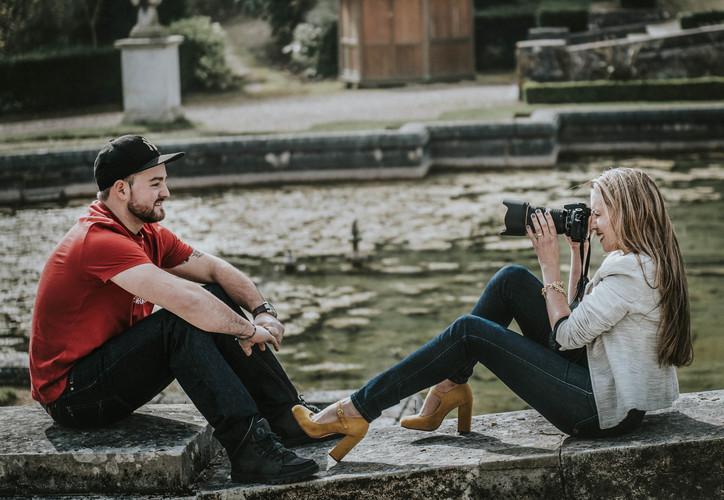 Sobre Fotógrafo brasileiro de ensaios de fotos em Paris / DF Photographie