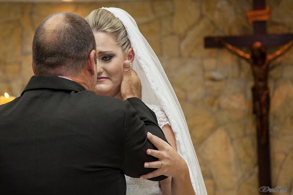 Casamentos de Alana e Éderson