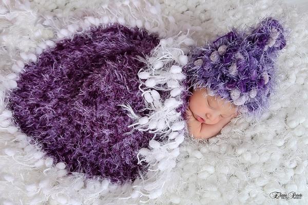 Newborn de Ana laura 11 dias