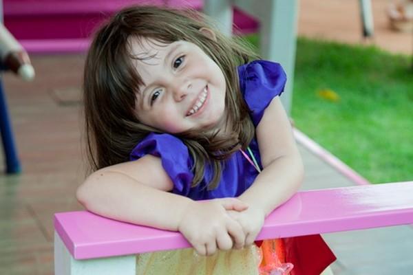 Aniversários de Rafaela 3 anos