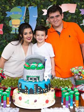 Festa Infantil de Luca - 5 anos em Belo Horizonte