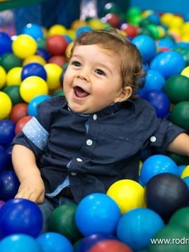 Festa Infantil de Samuel 1 ano em Belo Horizonte - MG