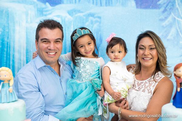Festa Infantil de Manuela e Isabella em Belo Horizonte - MG