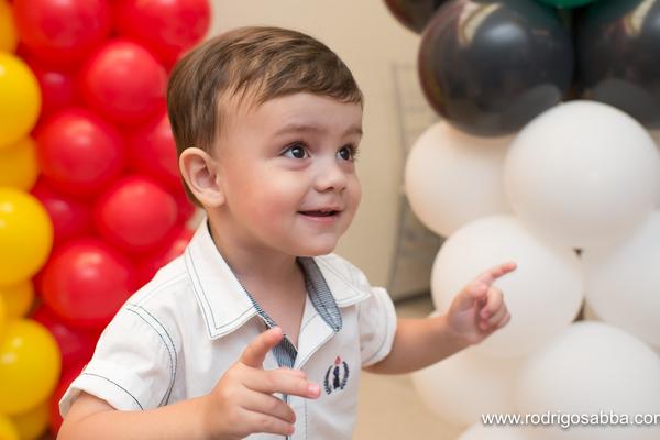 Festa Infantil de Gabriel 2 anos
