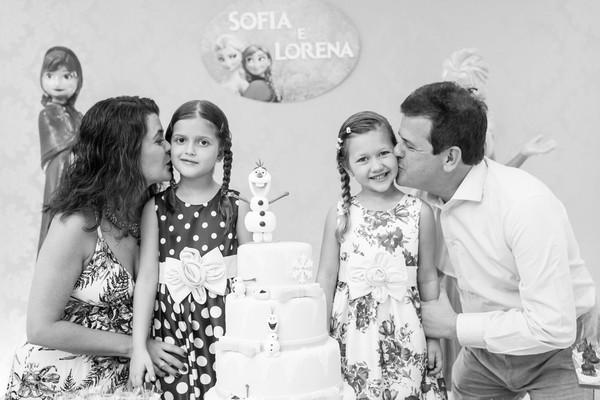 Festa Infantil de Sofia e Lorena