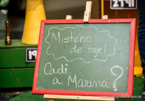 Festa Infantil de Aniversário Marina 6 anos