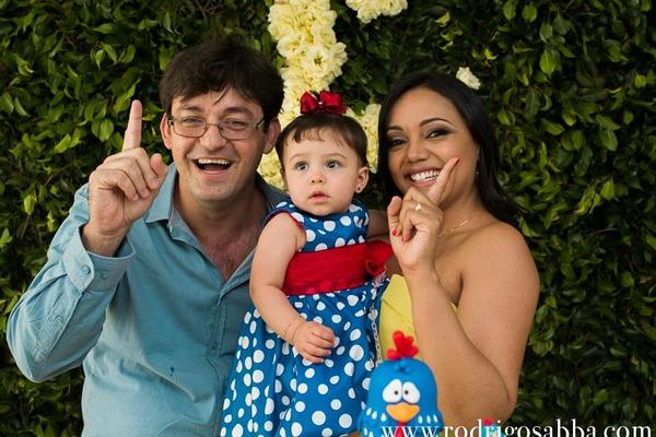 Festa Infantil de Larissa 1 aninho em Belo Horizonte - MG