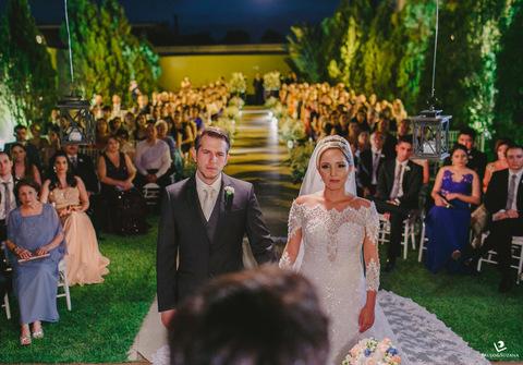 Casamentos de Casamento Adelina + Gabriel | Viriato Buffet