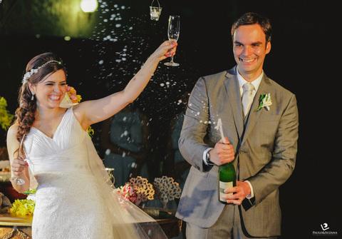 Casamentos de Casamento Carol + João Neto | Iate Clube de Fortaleza