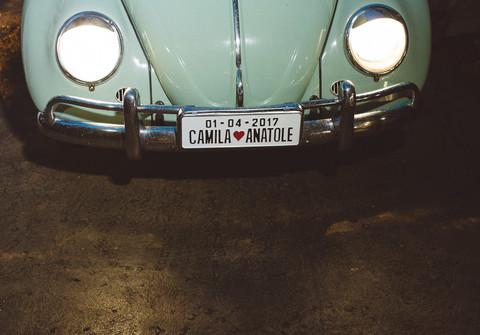 Wedding de Camila+Anatole