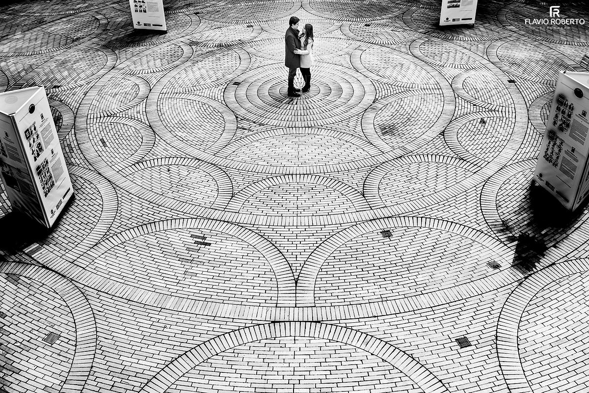 Ensaio Pre Wedding na Candelária