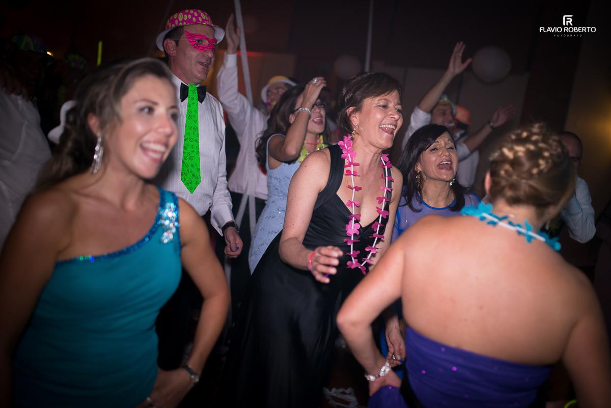 carnaval no casamento