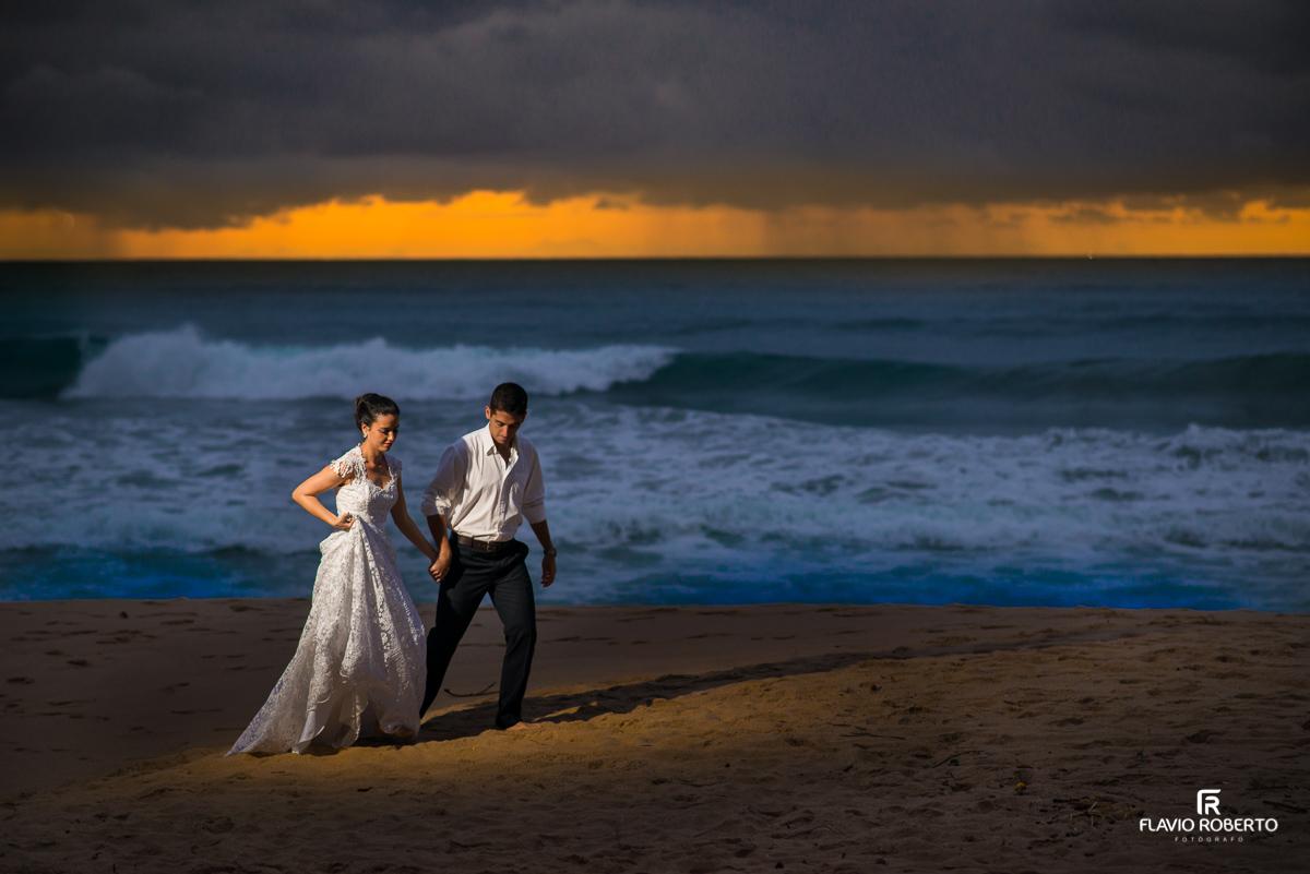 ensaio trash the dress praia vermelha ubatuba