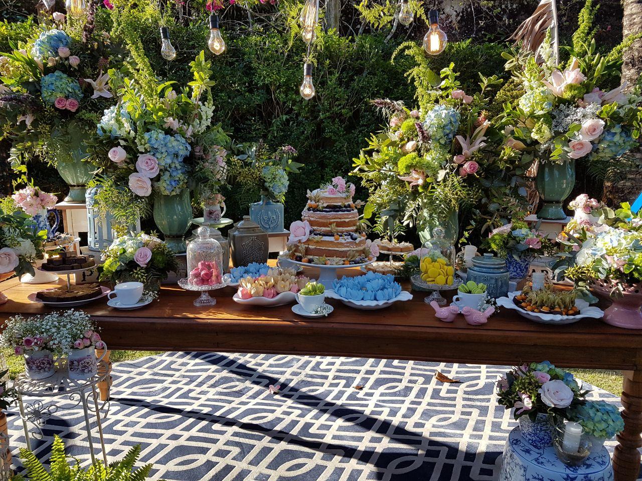Imagem capa - Destination Wedding em Paraty por Florearte Eventos